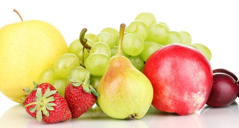 Spremiagrumi come esempio di un'alimentazione sana